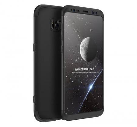 Husa GKK 360 Black pentru Samsung Galaxy S8 Plus0