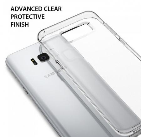Husa Ringke Air Clear pentru Samsung Galaxy S8 Plus1