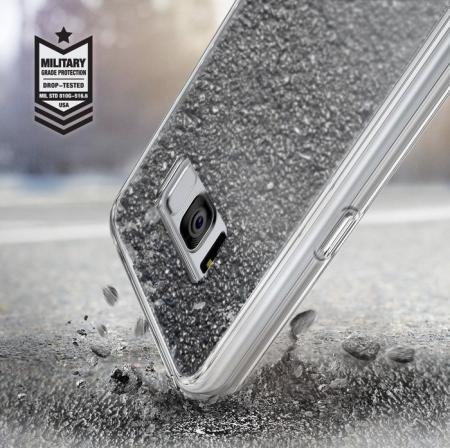 Husa Ringke MIRROR ROYAL GOLD pentru Samsung Galaxy S8 Plus5