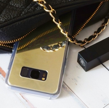 Husa Ringke MIRROR ROYAL GOLD pentru Samsung Galaxy S8 Plus3
