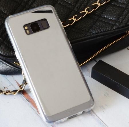 Husa Ringke MIRROR SILVER pentru Samsung Galaxy S8 Plus5