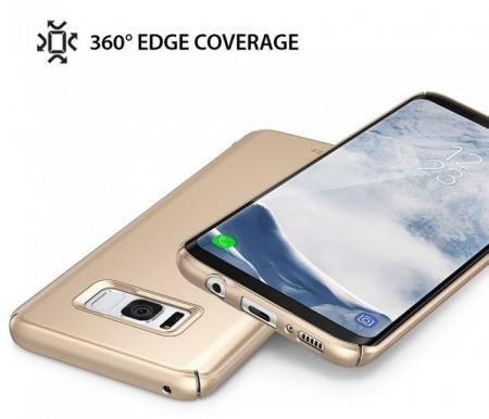Husa Ringke Slim Frost Blue pentru Samsung Galaxy S8 Plus2