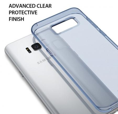 Husă Ringke Air Aqua Blue pentru Galaxy S84