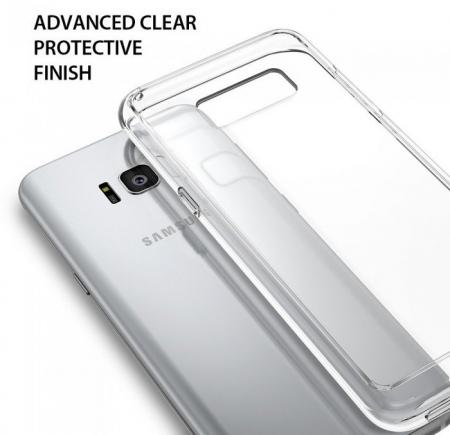 Husa Ringke Fusion Clear pentru Samsung Galaxy S80