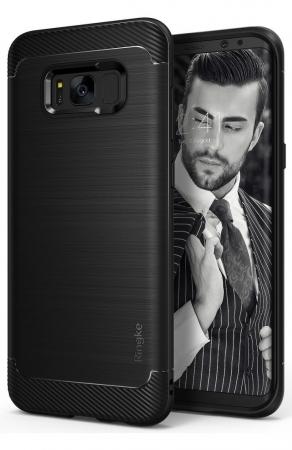 Husa Ringke Onyx Black pentru Samsung Galaxy S80