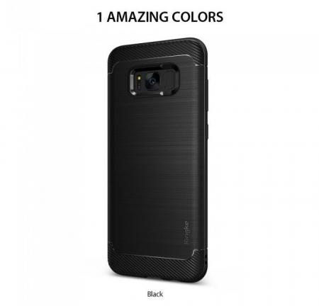 Husa Ringke Onyx Black pentru Samsung Galaxy S82