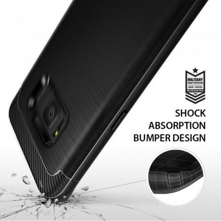 Husa Ringke Onyx Black pentru Samsung Galaxy S83
