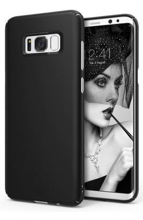 Husa Ringke Slim Black pentru Samsung Galaxy S80