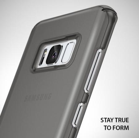 Husa Samsung Galaxy S8 Ringke Slim Frost Gray1