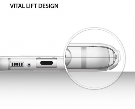 Husa Ringke Slim Frost pentru Samsung Galaxy S86