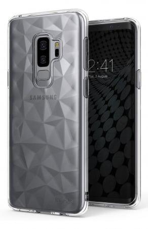 Husa Ringke Air Prism Grey pentru Samsung Galaxy S9 Plus2