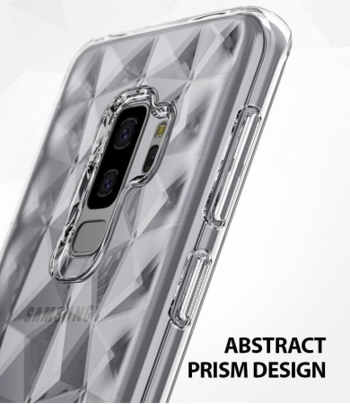 Husa Ringke Air Prism Grey pentru Samsung Galaxy S9 Plus1