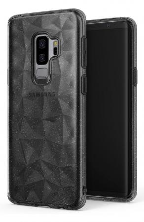 Husa Ringke Air Prism Grey Glitter pentru Samsung Galaxy S9 Plus0