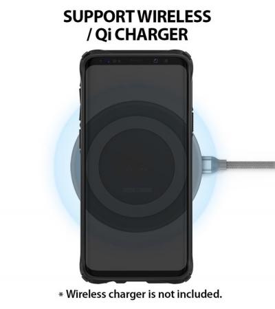 Husa Ringke FUSION X Mov pentru Samsung Galaxy S9 Plus4