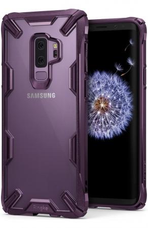 Husa Ringke FUSION X Mov Transparent pentru Samsung Galaxy S9 Plus1