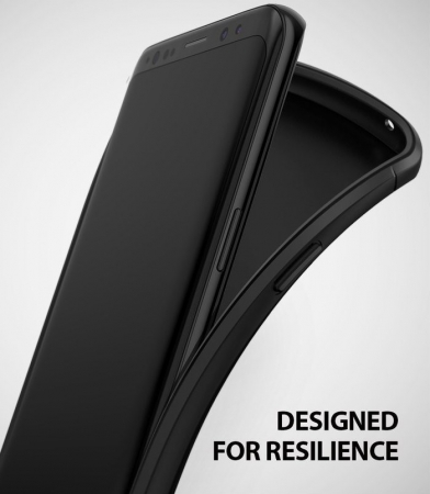 Husa Ringke Onyx Black pentru Samsung Galaxy S9 Plus1