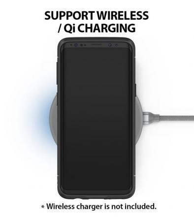 Husa Ringke Onyx Black pentru Samsung Galaxy S9 Plus2