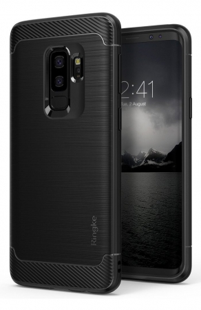 Husa Ringke Onyx Black pentru Samsung Galaxy S9 Plus0