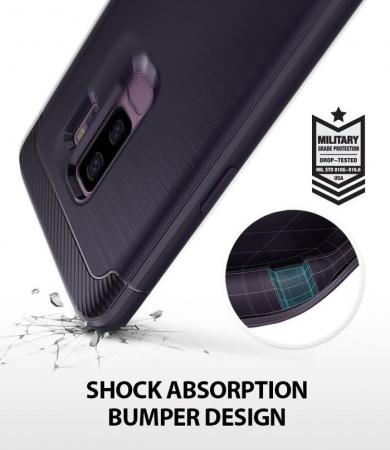 Husa Ringke Onyx Violet pentru Samsung Galaxy S9 Plus3