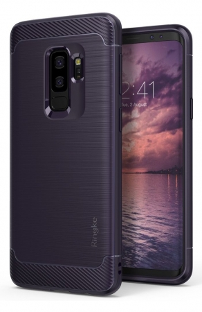 Husa Ringke Onyx Violet pentru Samsung Galaxy S9 Plus0