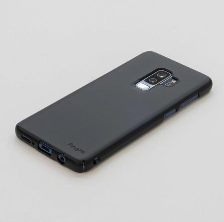 Husa Ringke Slim Black pentru Samsung Galaxy S9 Plus0