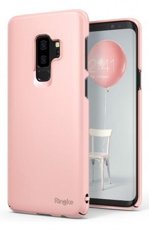 Husa Ringke Slim Rose pentru Samsung Galaxy S9 Plus3
