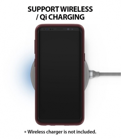 Husa Ringke Wave Rose pentru Samsung Galaxy S9 Plus8