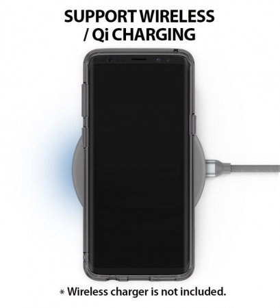 Husa Ringke Fusion Transparent pentru Samsung Galaxy S91