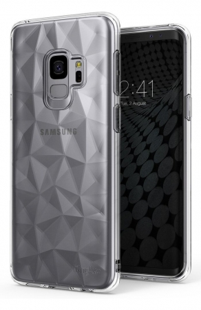 Husa Ringke Air Prism Grey pentru Samsung Galaxy S94