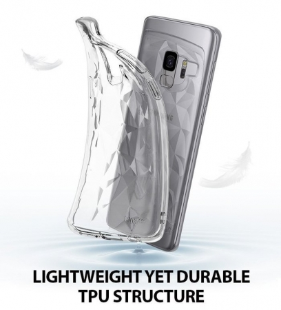 Husa Ringke Air Prism Grey pentru Samsung Galaxy S90