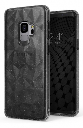 Husa Ringke Air Prism Grey Glitter pentru Samsung Galaxy S91