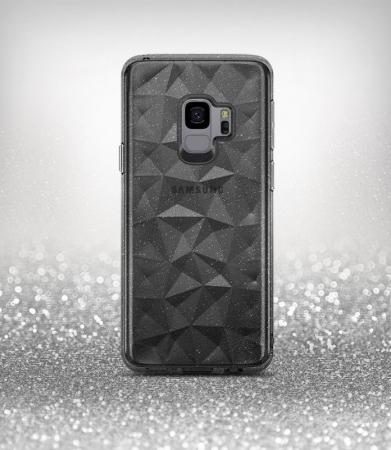 Husa Ringke Air Prism Grey Glitter pentru Samsung Galaxy S90