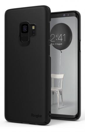 Husa Ringke Slim Black pentru Samsung Galaxy S90
