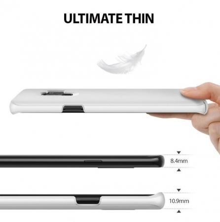 Husa Ringke Slim White pentru Samsung Galaxy S92