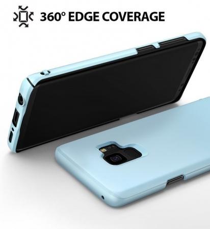 Husa Ringke Slim Blue pentru Samsung Galaxy S91