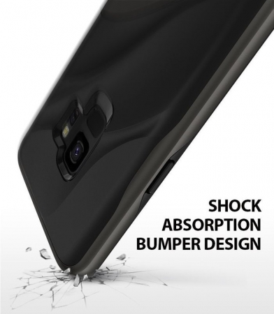 Husa Ringke Wave Black pentru Samsung Galaxy S93