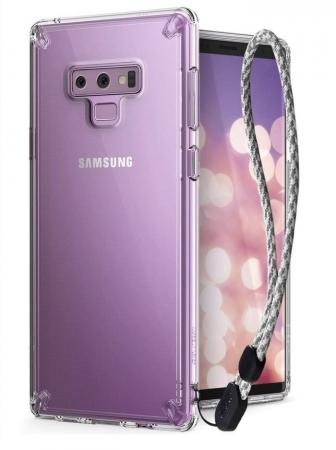 Husa Ringke Fusion Transparent pentru Samsung Galaxy Note 98