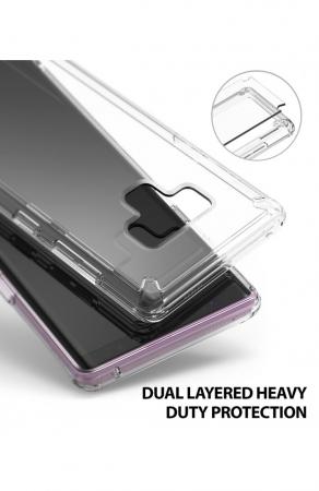 Husa Ringke Fusion Transparent pentru Samsung Galaxy Note 97