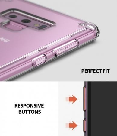 Husa Ringke Fusion Transparent pentru Samsung Galaxy Note 96