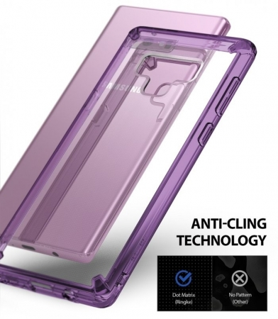 Husa Ringke Fusion Albastru pentru Samsung Galaxy Note 96