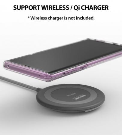 Husa Ringke Fusion Transparent pentru Samsung Galaxy Note 91