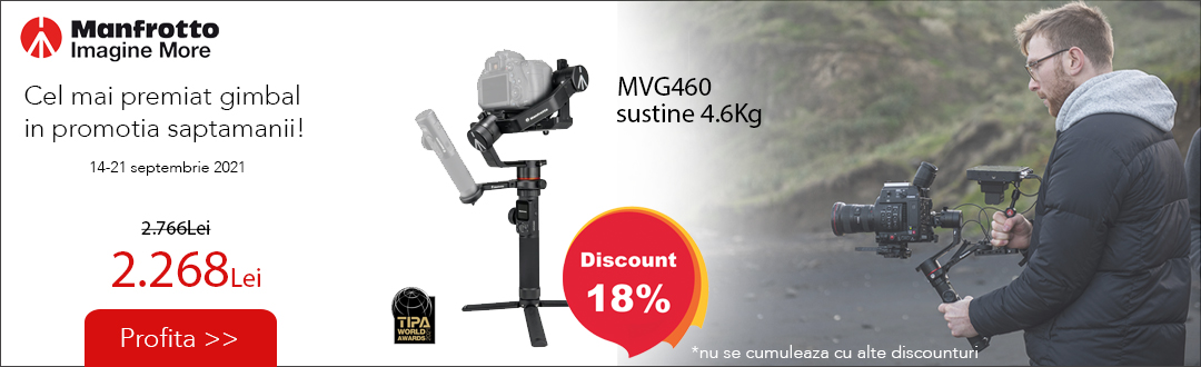 manfrotto gimbal