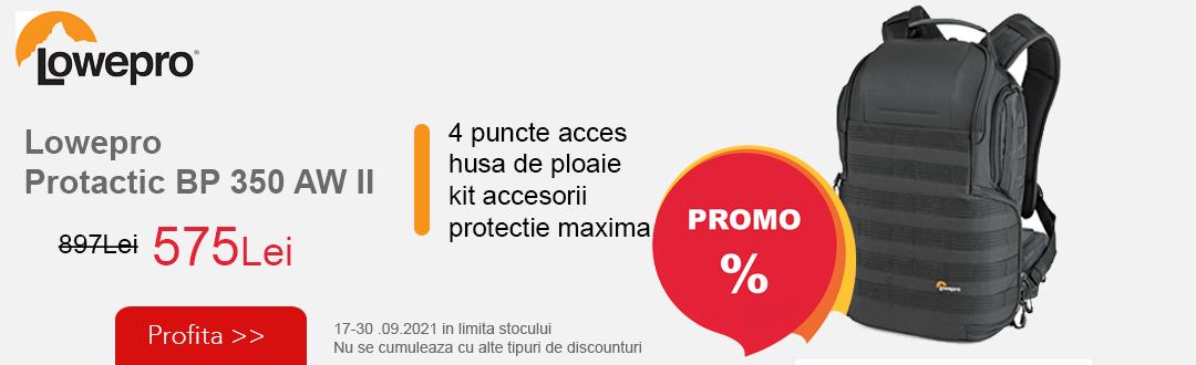 Lowepro protactic 350 promo