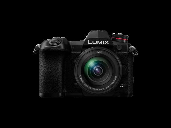 Panasonic Lumix DC-G9 Kit Lumix 12-60mm f/3.5-5.6 [1]