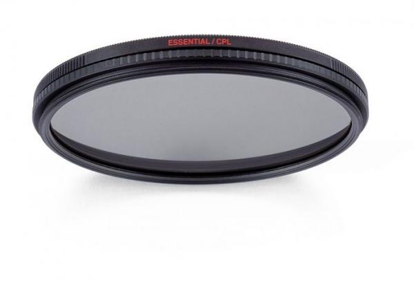Manfrotto Filtru Polarizare Circulara Slim 55mm 0