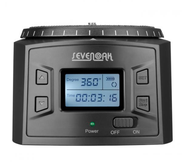 Sevenoak Cap Panoramic Electronic cu afisaj