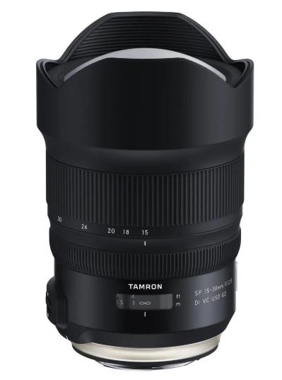 Tamron SP 15-30mm Obiectiv Foto DSLR f2.8 Di VC USD G2 montura Canon EF 0