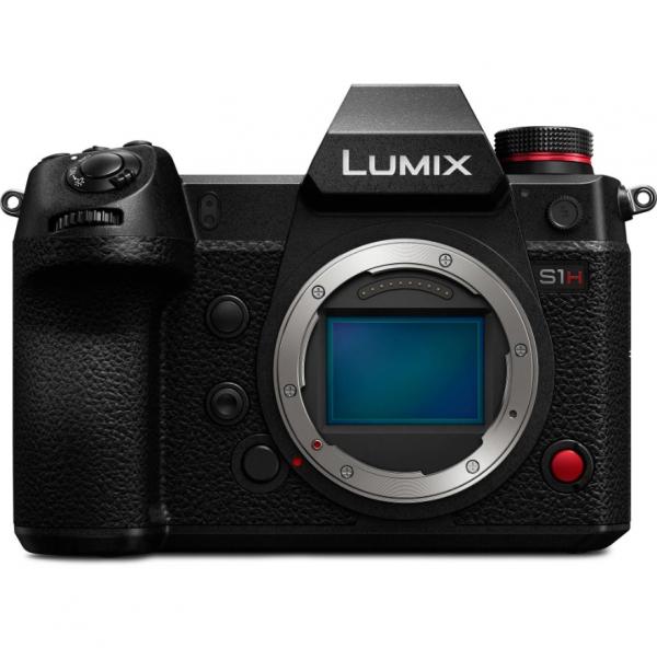 Panasonic Aparat Foto Mirrorless Lumix S1H Full-Frame 6K/24p 0