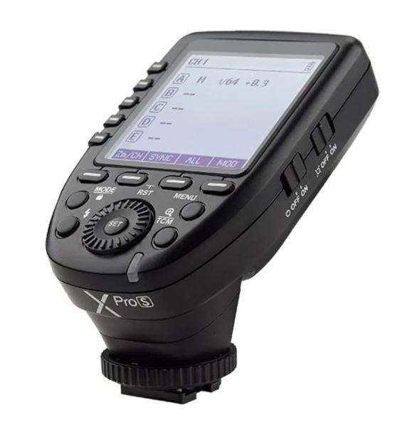 Godox XPRO-S TTL Wireless Pro declansator blit pentru Sony [0]