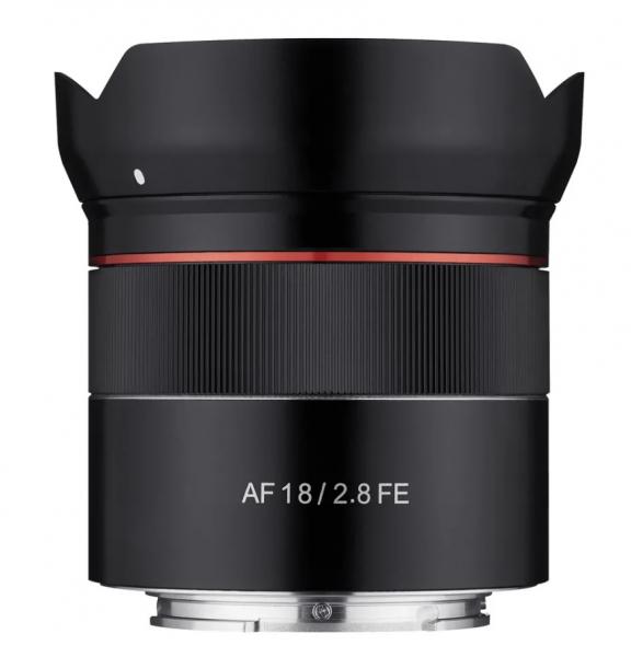 Samyang Obiectiv Foto Mirrorless18mm F2.8 AF Sony FE 0